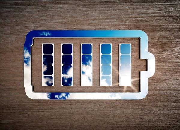 battery energy storage concept
